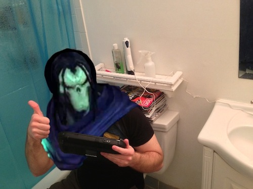 I can play Darksiders 2 anywhere!