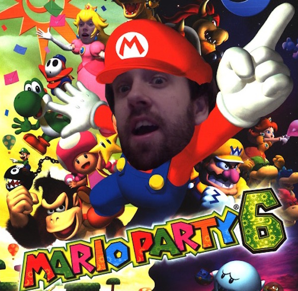 BenandKimMarioParty