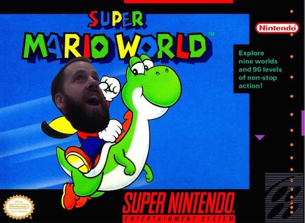 SuperMarioWorldBen