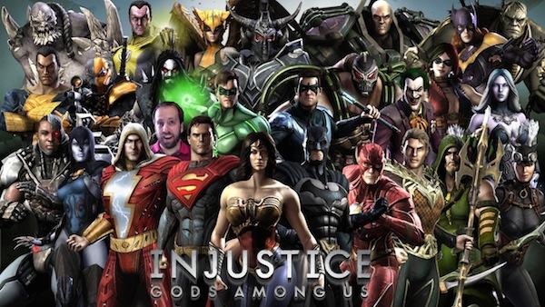 InjusticeBenAmongUs