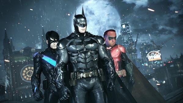 BatmanAndRobBen