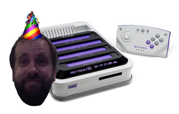RetronBDay
