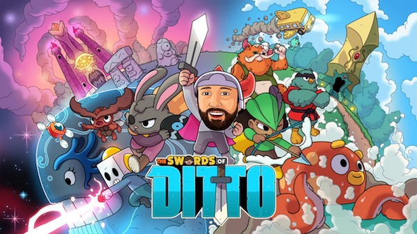 Wednesday Night Stream | The Swords of Ditto