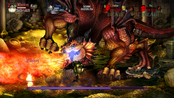 ESH | Dragon's Crown Pro Review