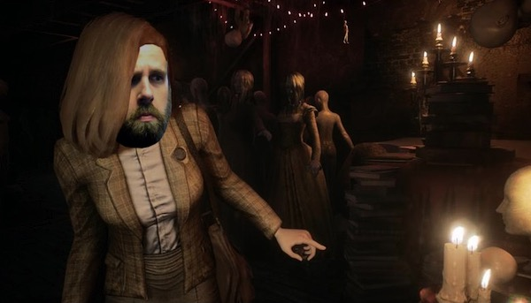 Wednesday Night Stream | Remothered: Tormented Fathers