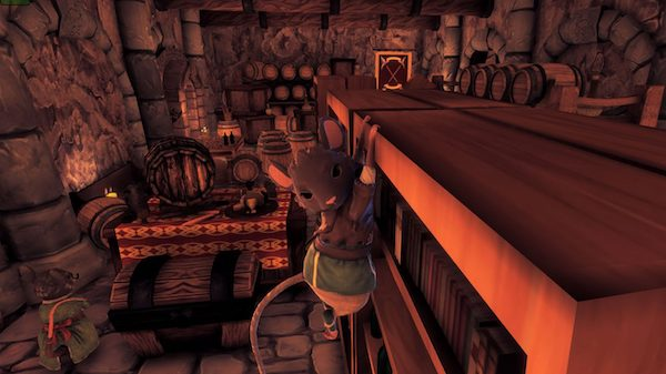 ESH | The Lost Legends of Redwall: The Scout Review