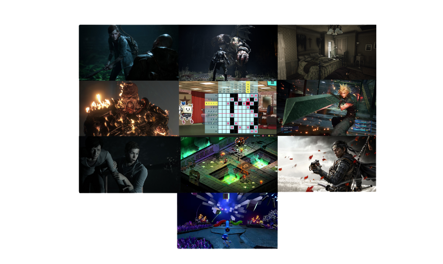Game of the Year 2020 | My Favorite Games of 2020 in No Particular Order